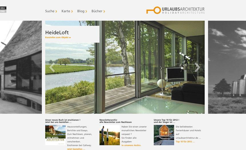 HeideLoft - Urlaubsarchitektur