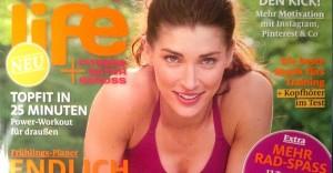 HeideLoft im Magazin active life, Ausgebe 01/2014